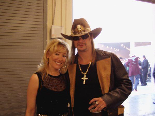 Lynn Bryant and Kid Rock