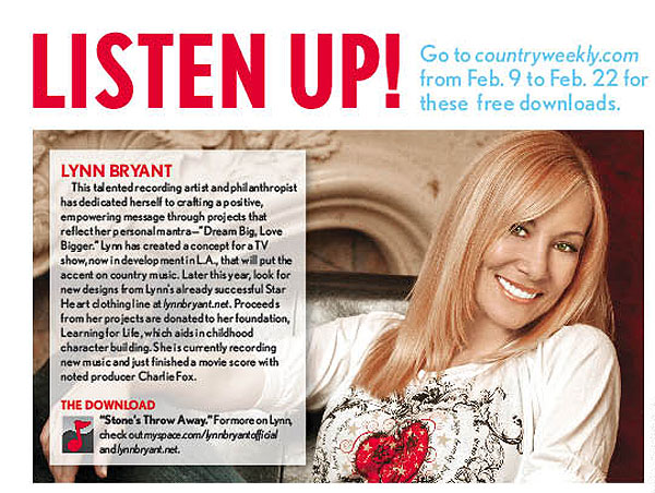 countryweekly listenup