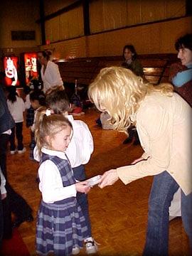 Lynn Bryant Helping Kids