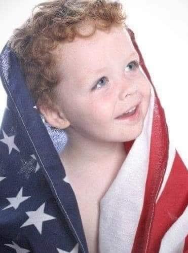 Star Heart American Pride