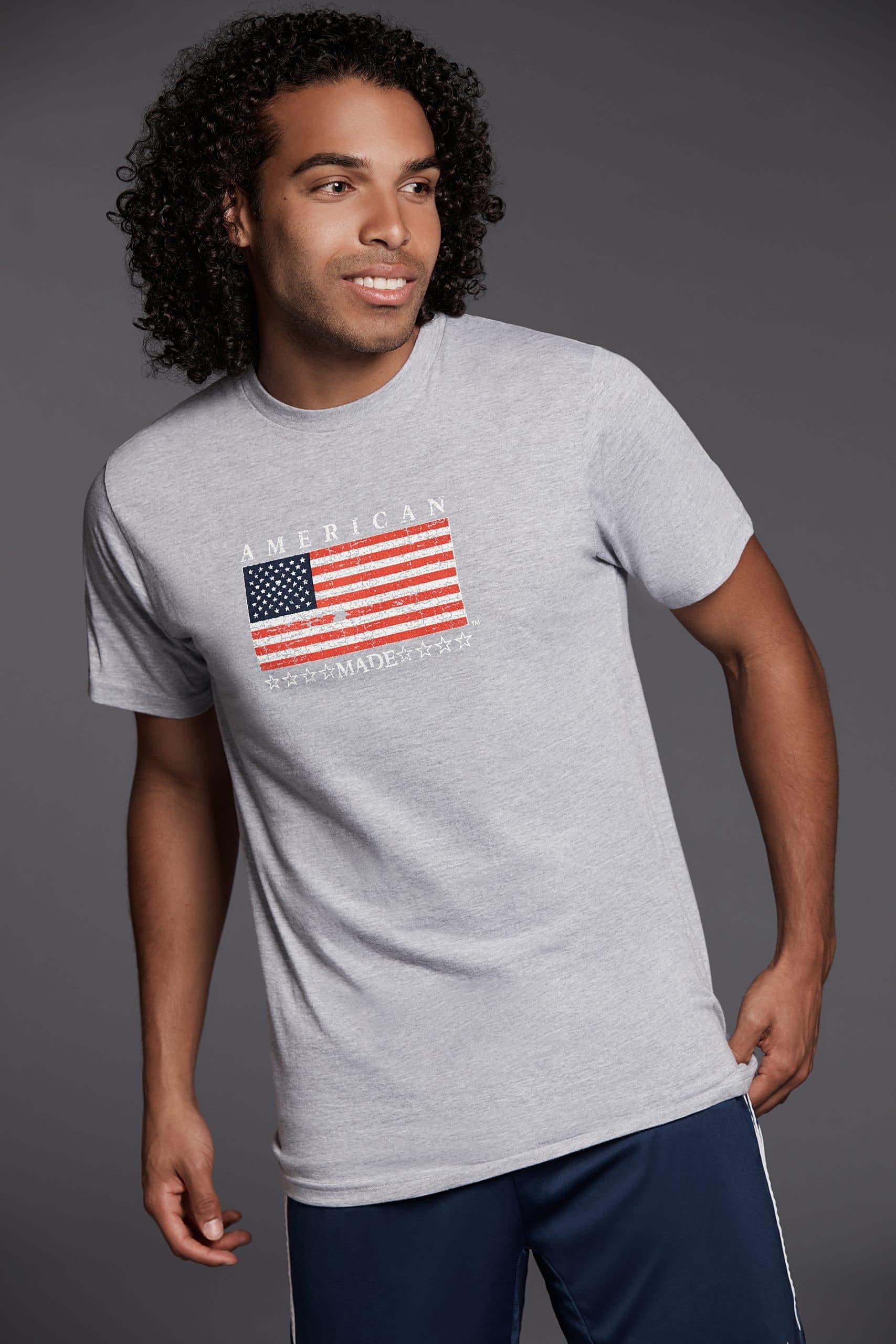Star Heart Faith Hope Dreams Unisex Flag Shirt